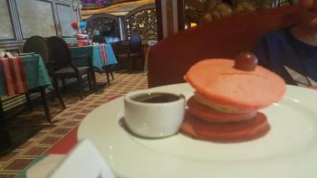 seuss pancakes